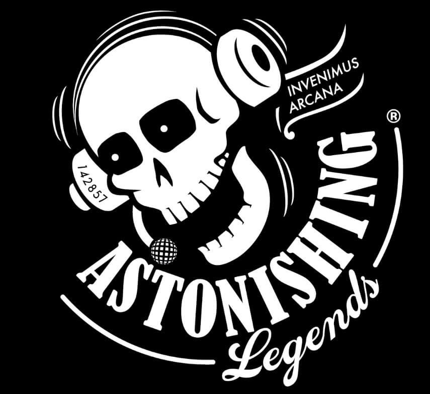 Scott Philbrook of Astonishing Legends: #TopPodcast Podfluencer of the Week: v. 2