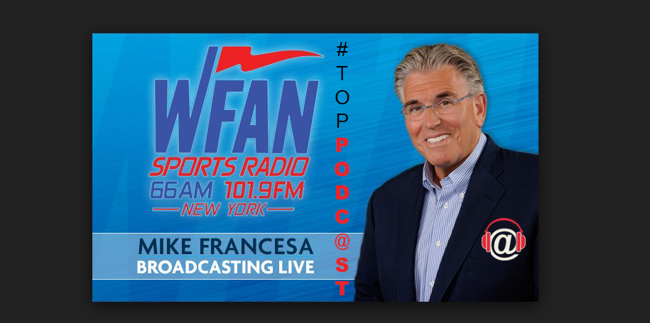Mike Francesa Says Everyone Is Doing Podcasting Wrong…And He'll Fix It. Huh?