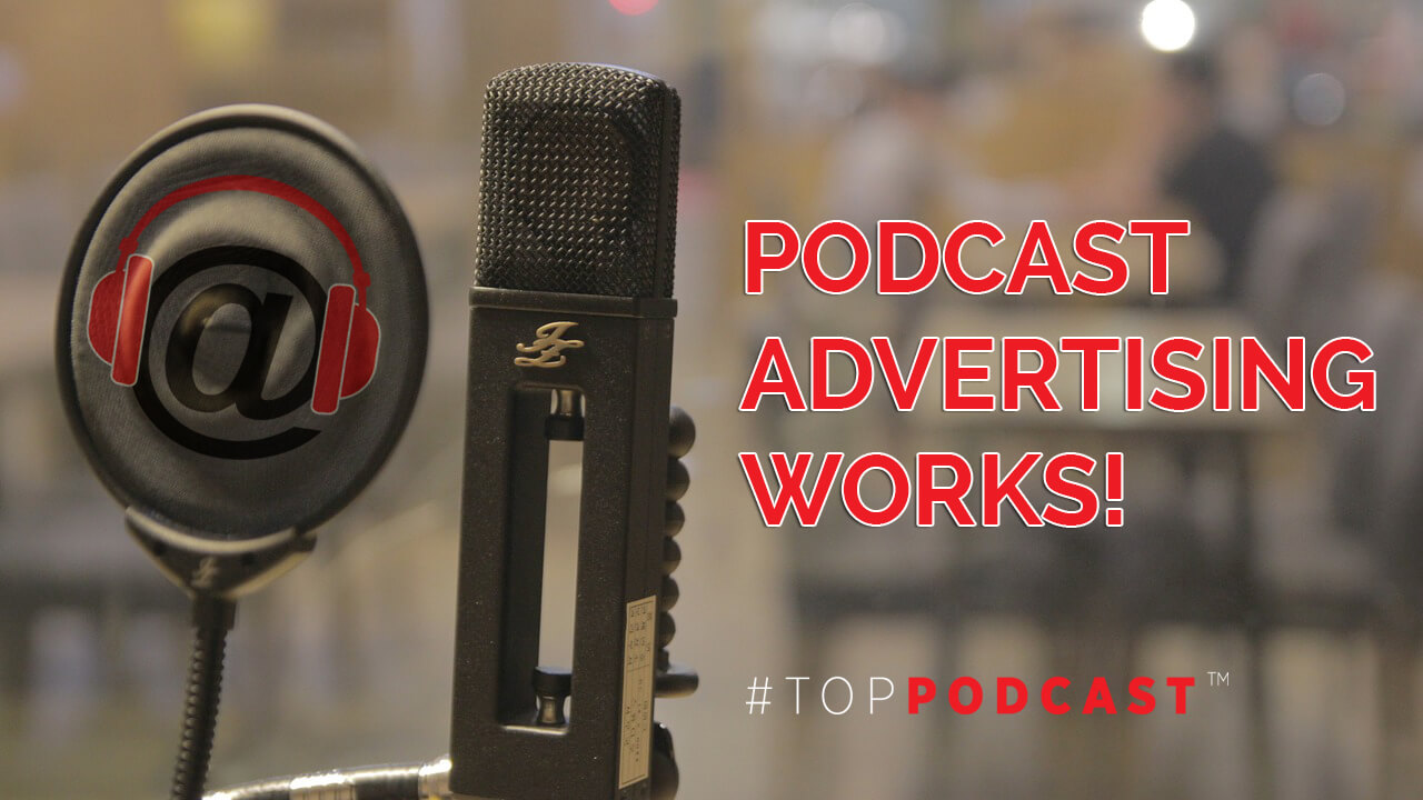 Podcast Advertising Works Because It's the Ultimate Referral