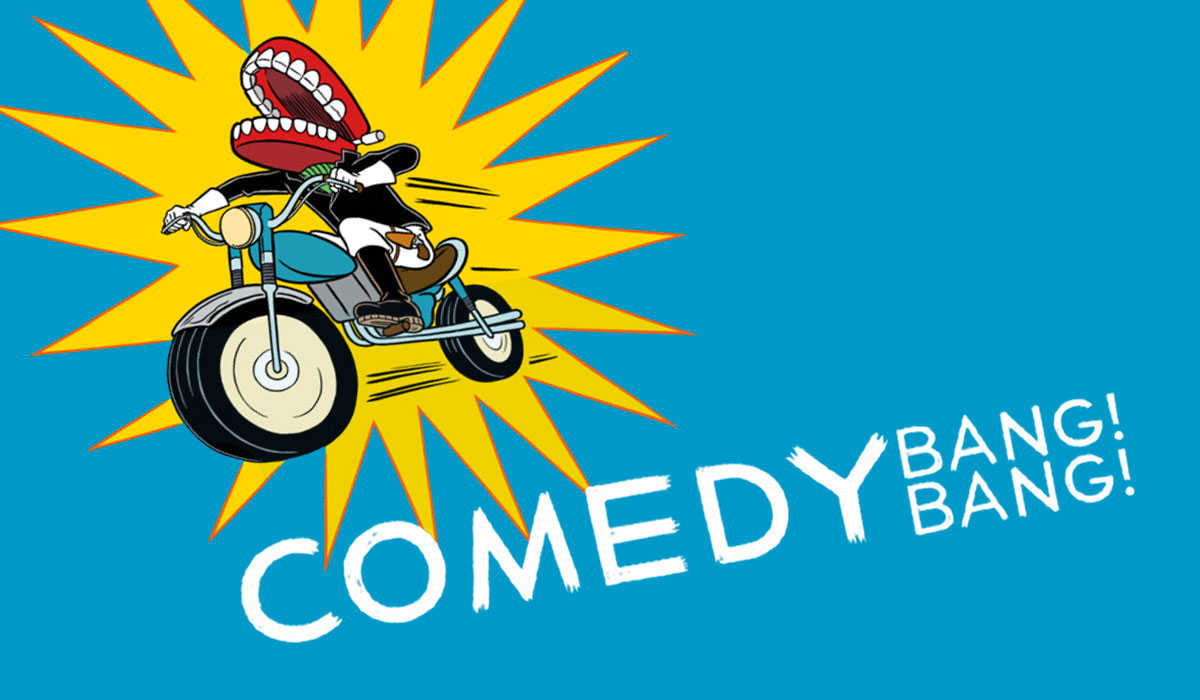 Podcast of the Month: Comedy Bang! Bang!