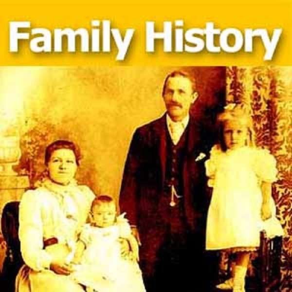 Family History Genealogy Made Easy Podcast