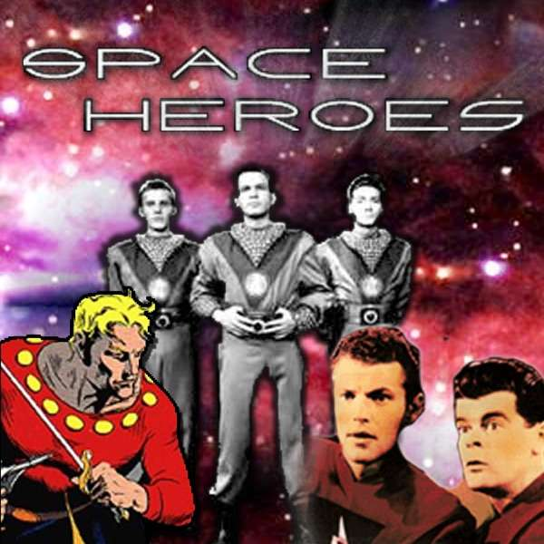 Space Heroes Podcast