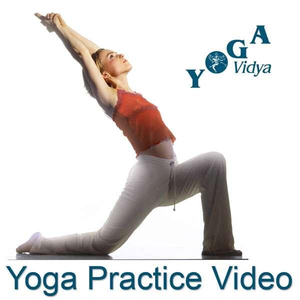 Yoga Practice Video – Yoga Vidya