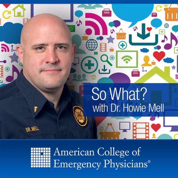 """""""So What?"""" with Dr. Howie Mell"""