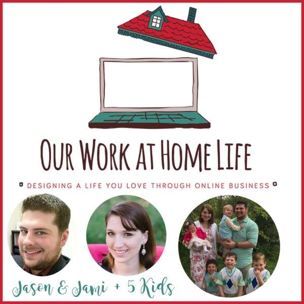 Our Work at Home Life with Jason and Jami: Online Business | Blogging | Working from Home