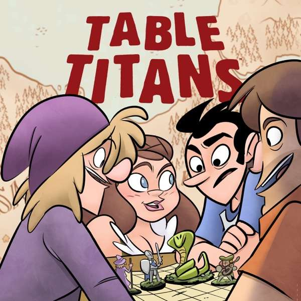 Table Titans Podcast