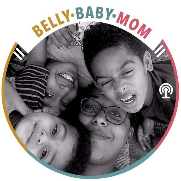 Belly Baby Mom