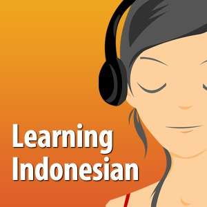 Learning Indonesian – The fun and easy self-paced course in Bahasa Indonesia, the Indonesian Language