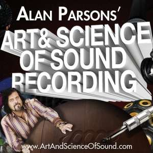 Alan Parsons' Art & Science of Sound Recording on iTunes
