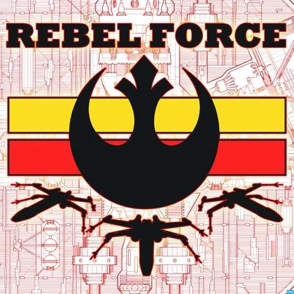 Rebel Force Alliance: Star Wars Galaxy of Heroes
