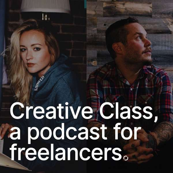 Creative Class, a podcast for freelancers