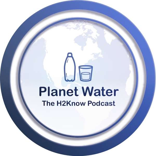 Planet Water – The H2Know Podcast presents A Water With… Martin Riese Water Sommelier