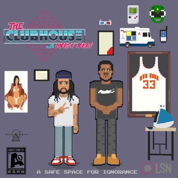 The Clubhouse with Mouse Jones