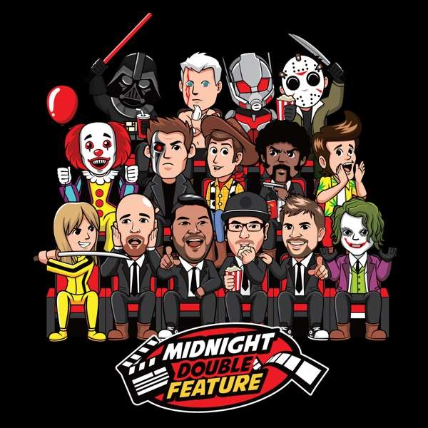 Midnight Double Feature – A Film Podcast