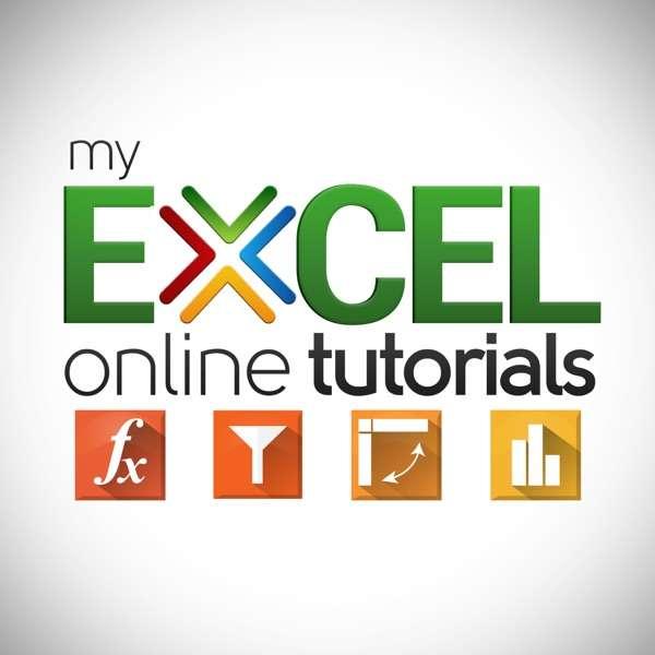 My Excel Online Tutorials