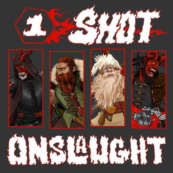 One-shot Onslaught – A D&D 5e Actual Play Podcast
