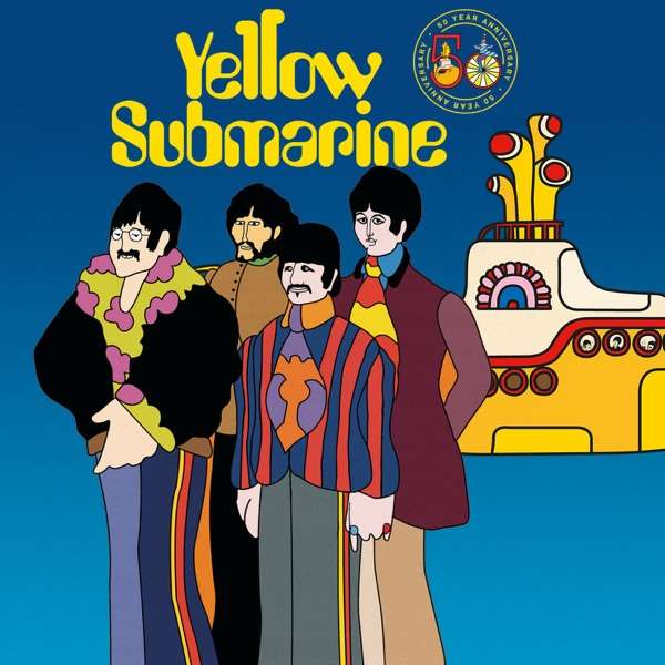 The Yellow Sub Sandwich