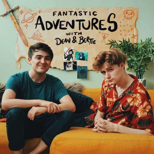 Fantastic Adventures with Dean & Bertie