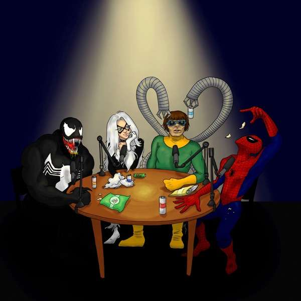 Spider-Man, Snacks, Idiots