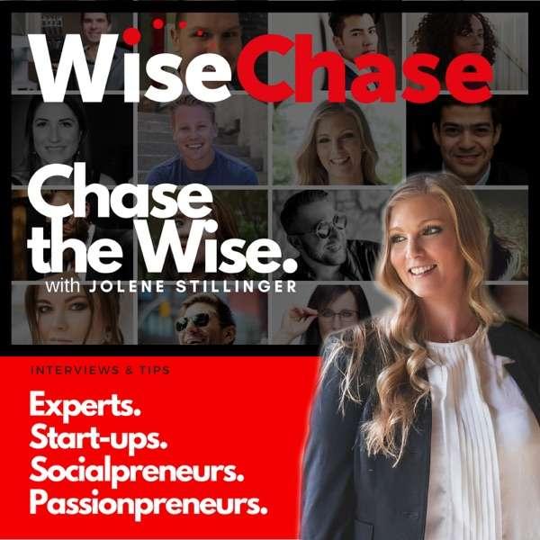 WiseChase Podcast | Upstart Stories from Entrepreneurs & Business Tips
