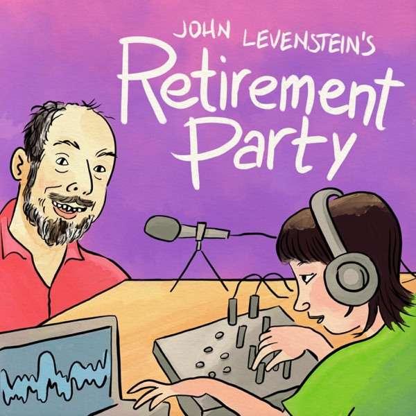 John Levenstein's Retirement Party