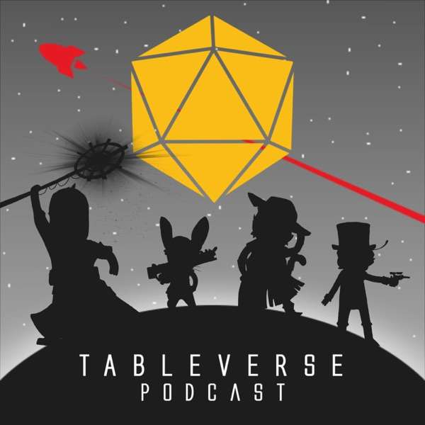 Tableverse: a Starfinder actual play podcast