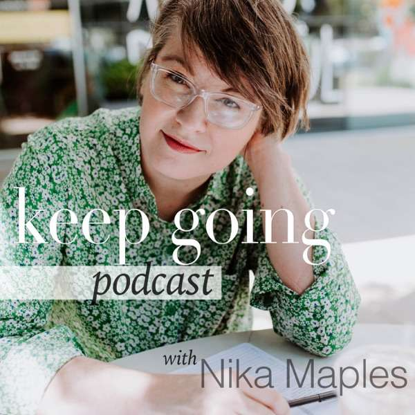 The Keep Writing Podcast