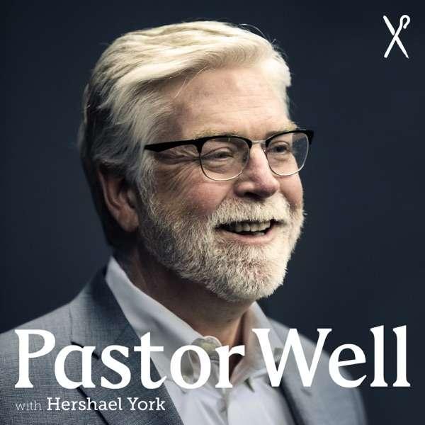 Pastor Well with Hershael York