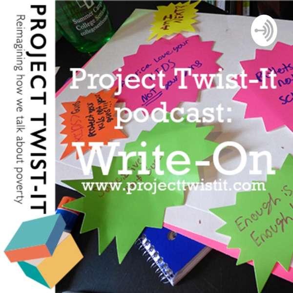 Write-On: Project Twist-It