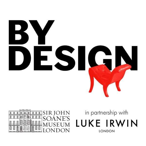 'By Design' by Sir John Soane's Museum in partnership with Luke Irwin