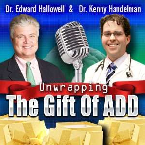 Unwrapping The Gift of ADD/ADHD Blog