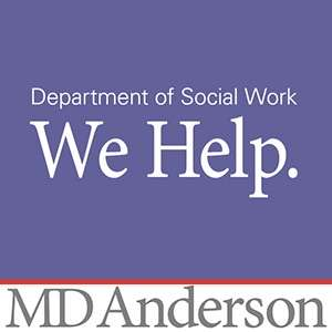 Social Work – MD Anderson Cancer Center