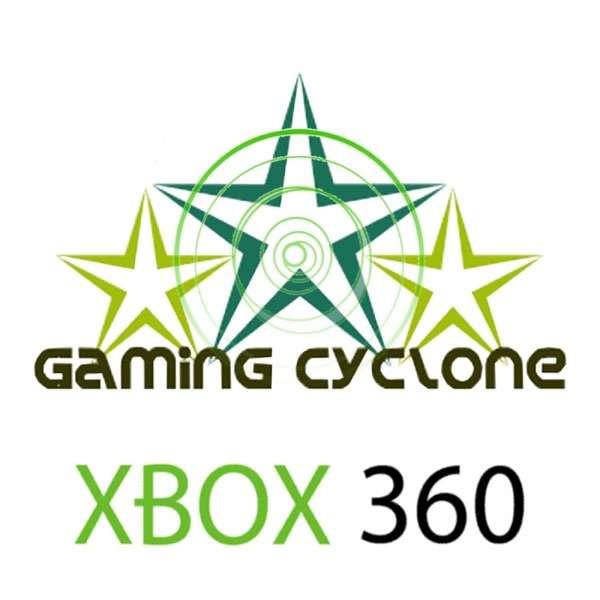 Gaming Cyclone Xbox 360 T&G