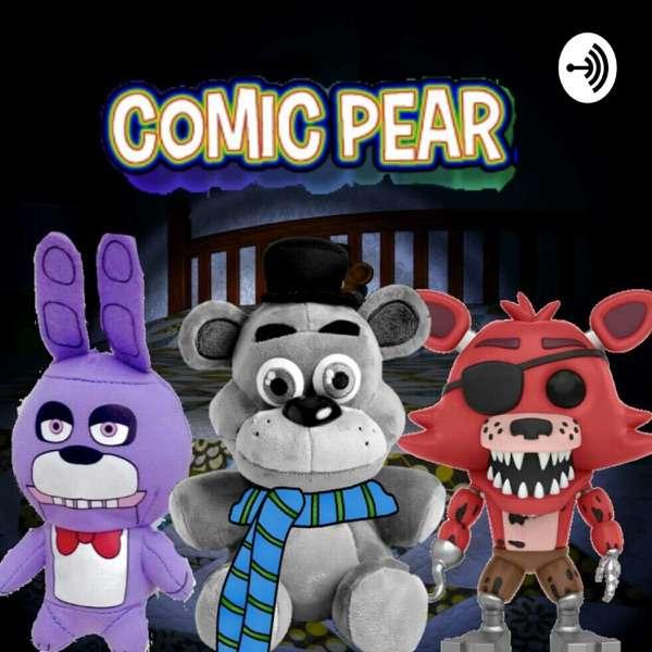 ComicPear & Friends – PlushCast