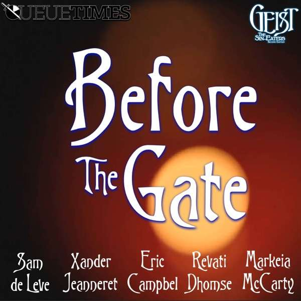 Before the Gate