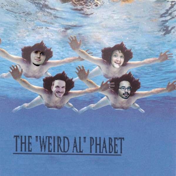 """The """"Weird Al"""" Phabet"""
