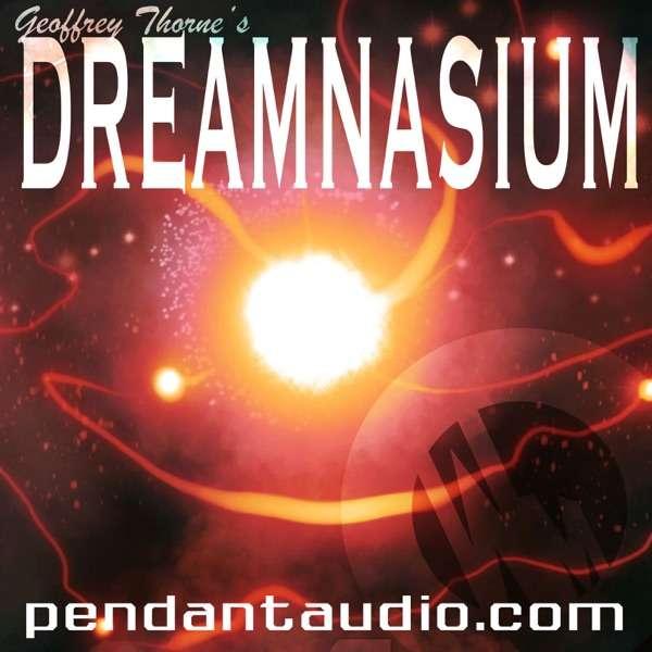 Dreamnasium sci-fi audio drama anthology