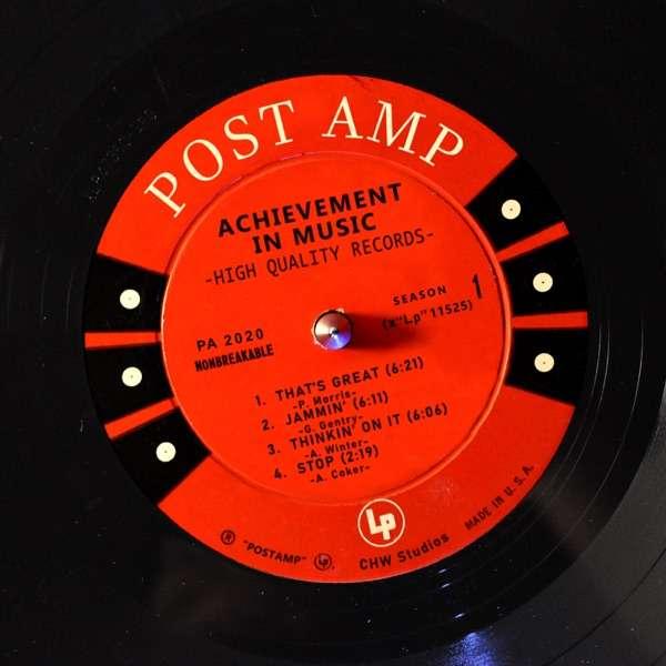 Post Amp