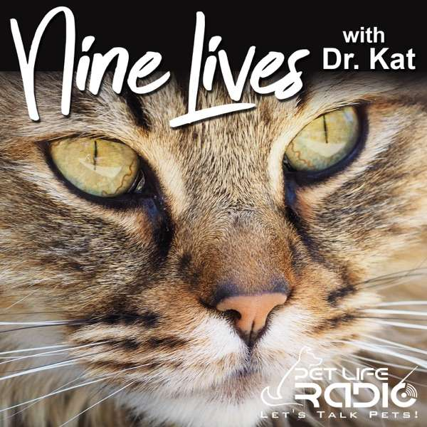 Nine Lives with Dr. Kat – Cat podcasts for cat lovers on Pet Life Radio (PetLifeRadio.com)