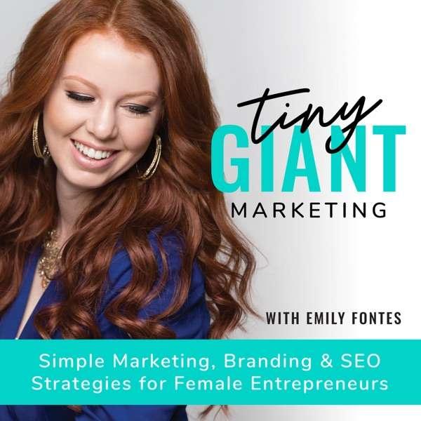 TINY GIANT MARKETING   SEO, Marketing, Branding, Funnels, Website Design, Social Media for Entrepreneurs