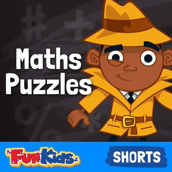 Detective Mathema's Maths Puzzles for Kids
