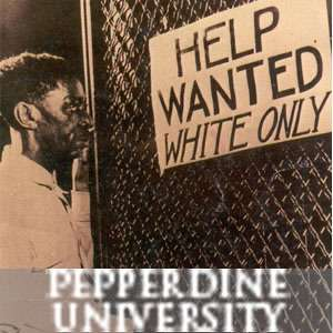 Black History Month Lecture Series – Pepperdine University
