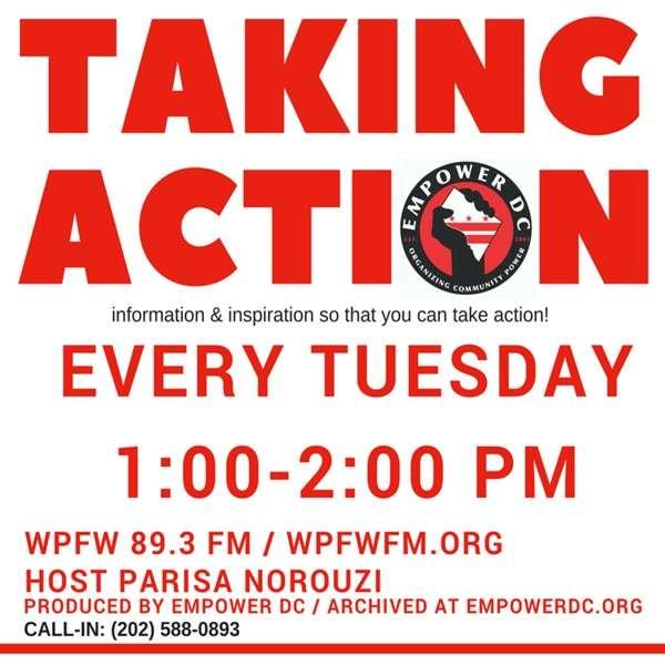 WPFW – Taking Action