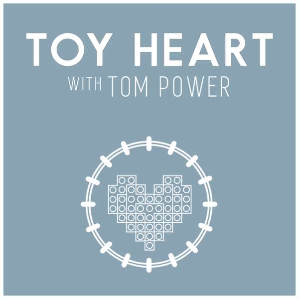 Toy Heart with Tom Power (A Podcast About Bluegrass)