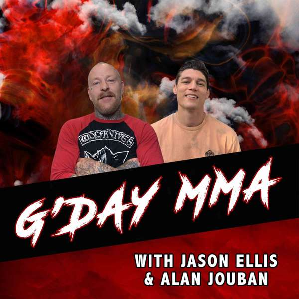 G'Day MMA Podcast