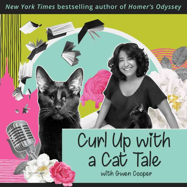 Curl Up with a Cat Tale with Gwen Cooper – Gwen Cooper
