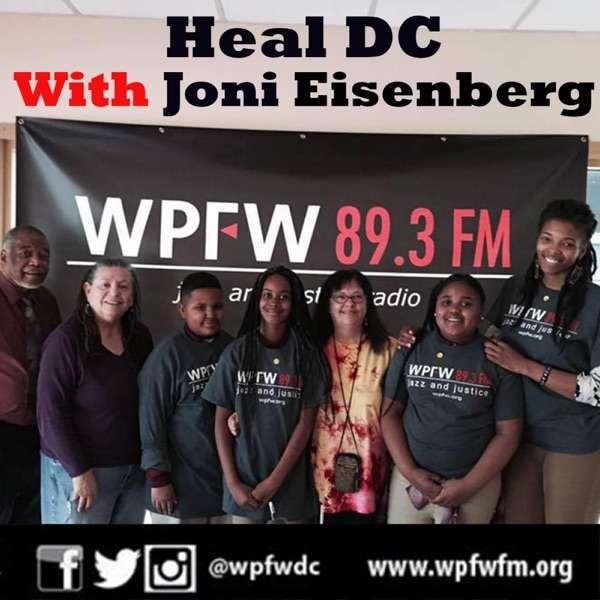 WPFW – To Heal DC