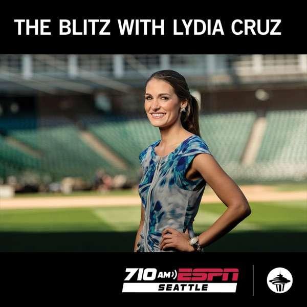 The Blitz with Lydia Cruz