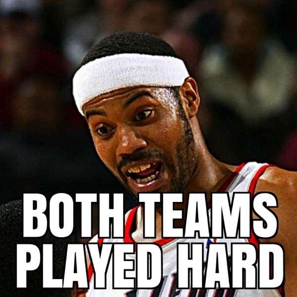 Both Teams Played Hard: Portland Trail Blazers Fan Podcast