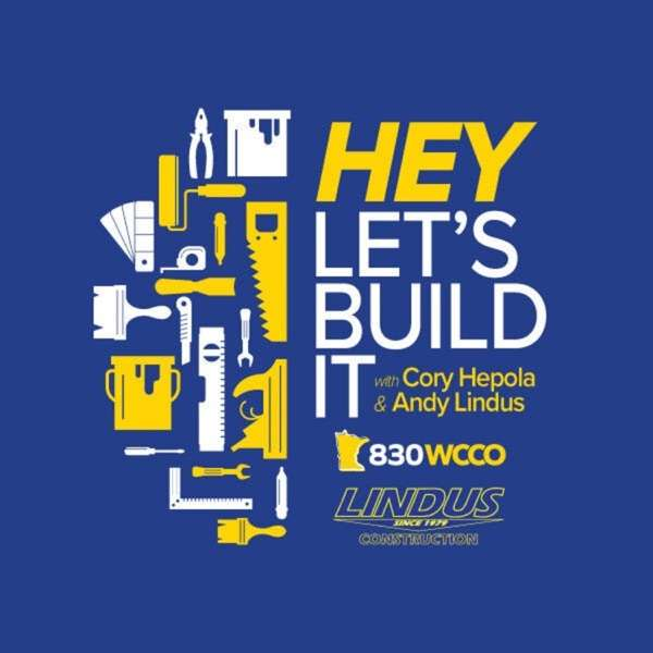 Hey, Let's Build It Podcast